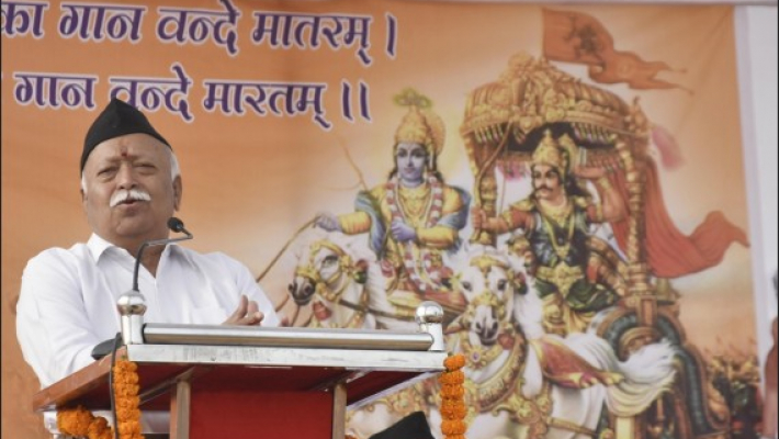Avoid 'nationalism', it refers to 'Hitler, Nazism': Bhagwat