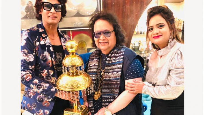 Bappi Lahiri excited about his new song 'Jhumka Bareilly Wala'