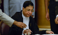 Supreme Court disturbed at MPs raising CJI impeachment issue in public