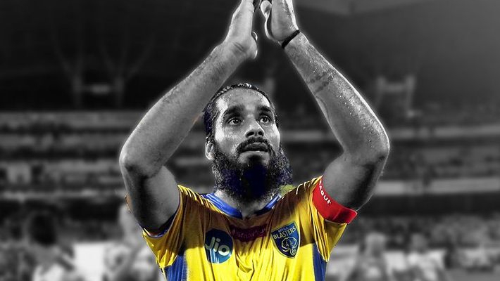 Sandesh Jhingan leaves Kerala Blasters