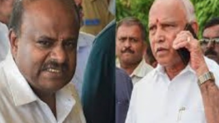Karnataka: Parties work out strategy for the expected trust vote Monday