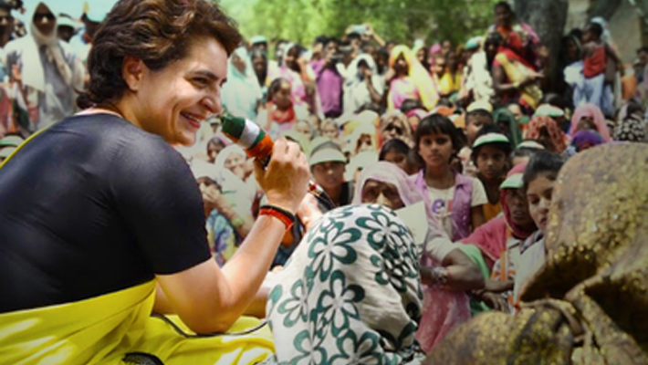 Govt investing LIC money in loss-making firms, shattering people's trust: Priyanka