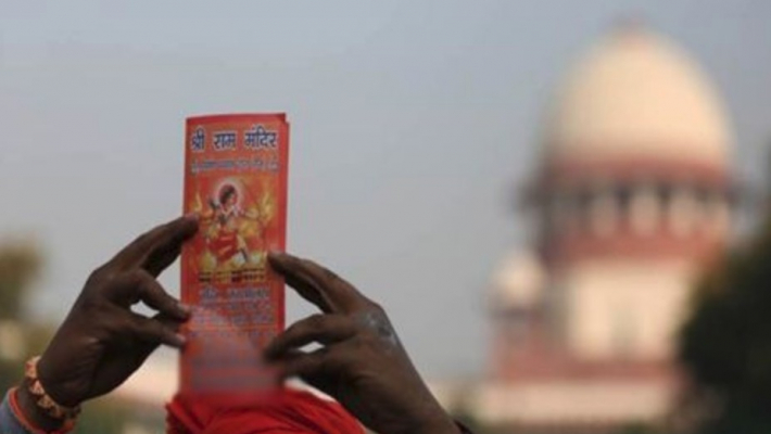 SC to hear Ayodhya case for an hour more on Monday