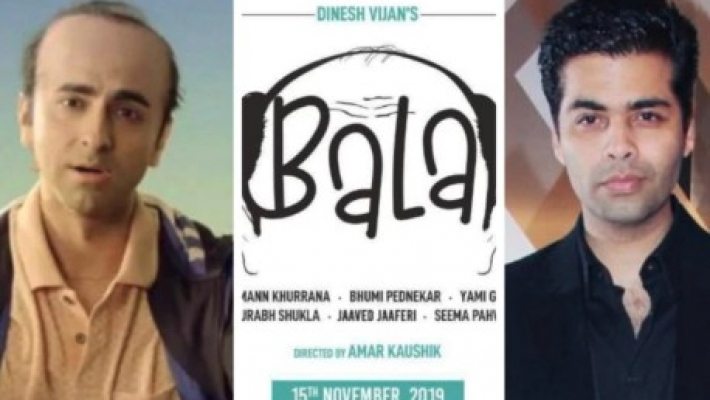 Vicky's 'Bhoot' release postponed to Feb 2020, Ayushmann's 'Bala' to arrive on Nov 15