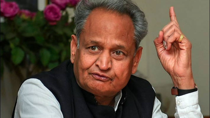'Love jihad' coined to disturb harmony, says Gehlot; faces flak from BJP