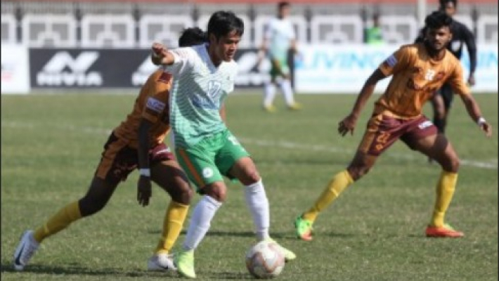 I-League: Neroca pip Gokulam to come out of relegation zone