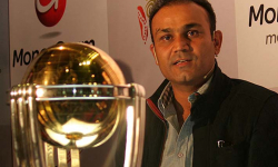 India favorites to win World Cup: Sehwag