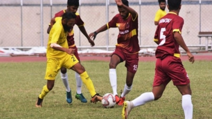 Services lift Santosh Trophy title with 1-0 win over Punjab