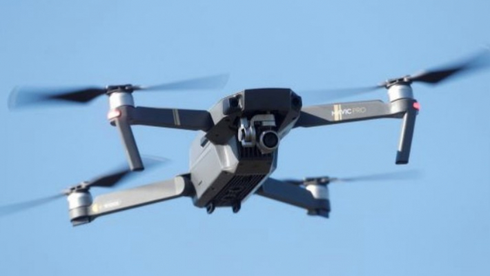 Naxals claim drones dropped bombs; police rubbish allegation