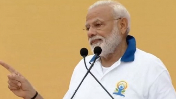 Yoga is above everything, make it integral part of life: Modi