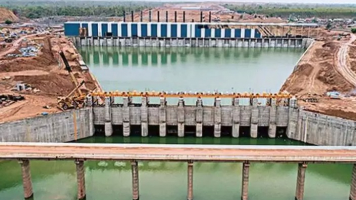 Rs 80,000 cr Kaleshwaram irrigation project inaugurated in Telangana