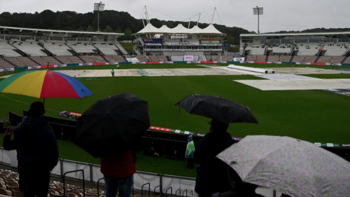 WTC final turning out to be damp squib as day four washed out