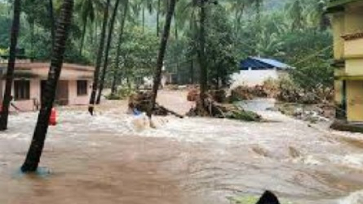 Rains lash Kerala: 4 dead, 3 missing; red alert sounded in many districts