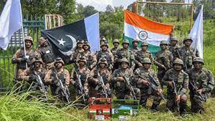 India, Pak security forces exchange sweets along LoC, IB in J-K on Eid-ul-Adha