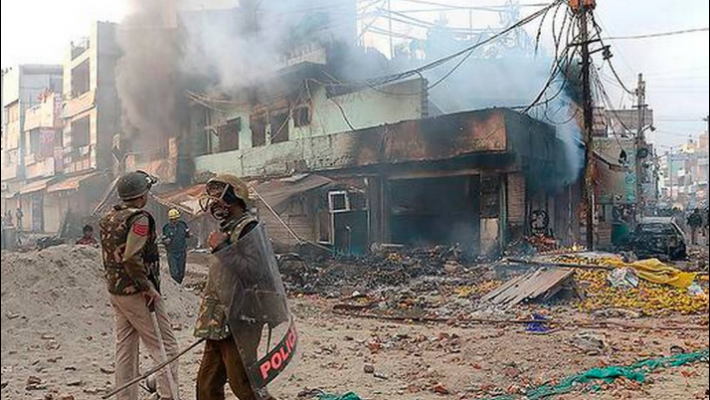 Cops held him for Covid violation, says kin after court acquits man in Delhi riots case