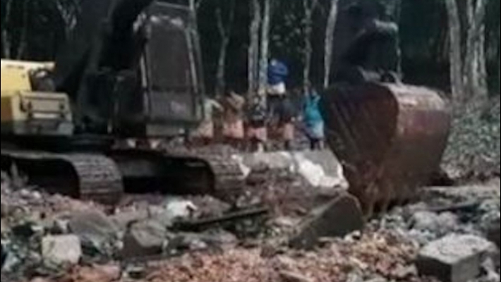 Two workers killed as quarry explosives go off in building in Kerala