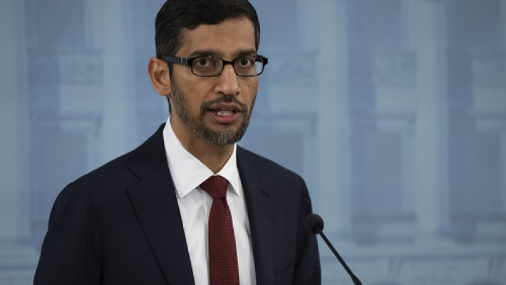 Sundar Pichai gets whopping $242mn stock package in new role