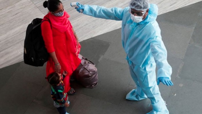 Kerala reports 6,753 fresh COVID-19 cases, 1 more tests for UK strain