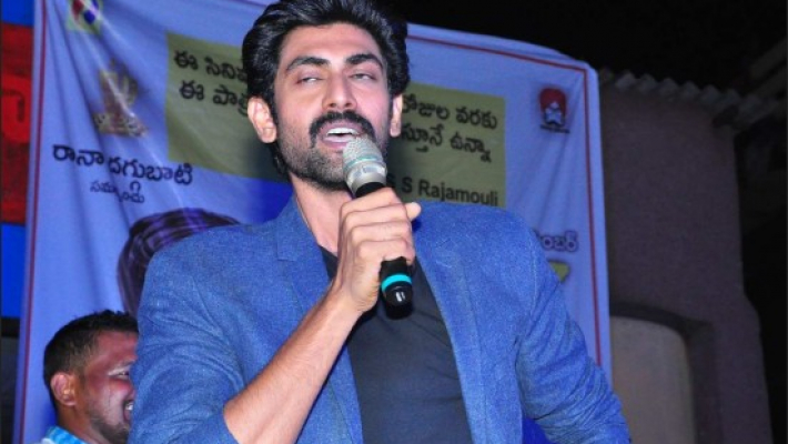 Rana Daggubati on his transformation for 'Aranya'