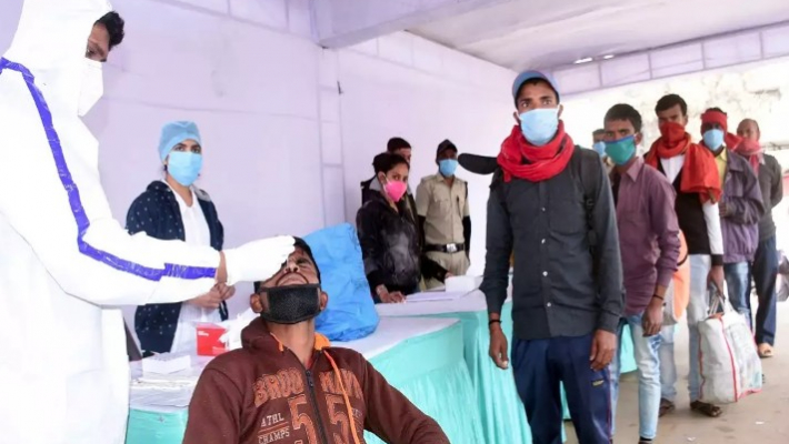 COVID-19: India's active cases cross 1.5-lakh mark again as infections surge in some states