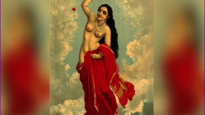 Raja Ravi Varma's 'Tilottama' fetches over Rs 5 cr at Sotheby's sale