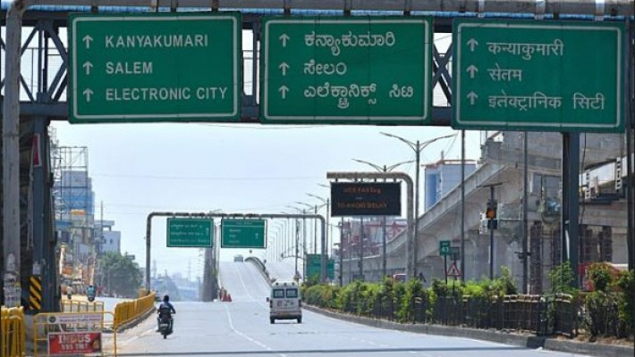 Karnataka shuts inter-state border to contain COVID-19