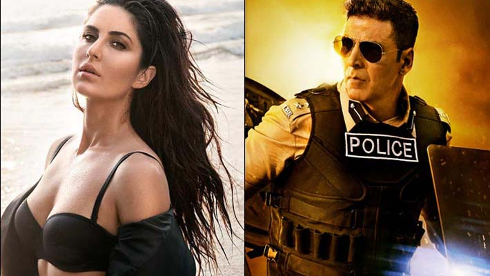 Katrina Kaif to reunite with Akshay Kumar for 'Sooryanvanshi'