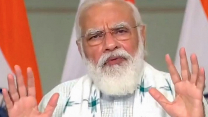 PM Modi calls off West Bengal campaign visit, to address voters virtually on Friday