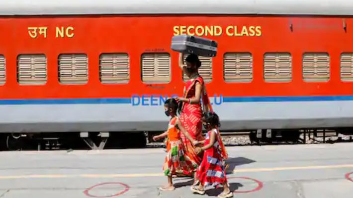 Railways ferries 31 lakh migrants on board 2,317 Shramik Special trains since May 1