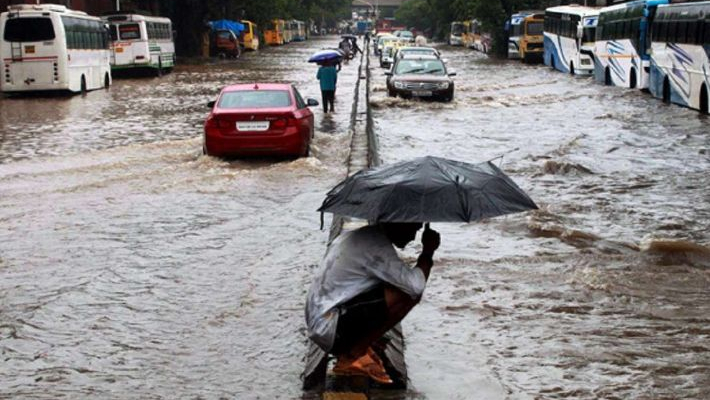 Heavy rains lash parts of South Kerala; yellow alert in 3 districts