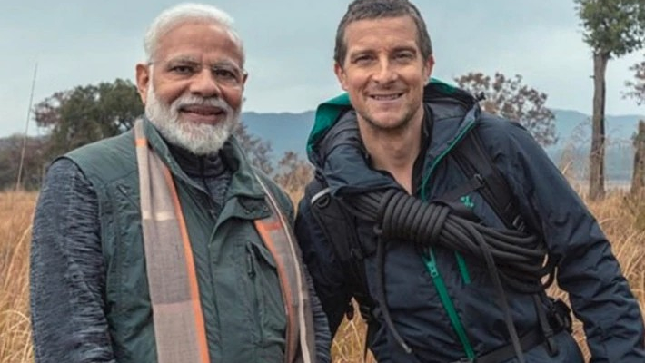 Discovery Channel says 'Man Vs Wild with Bear Grylls & Prime Minister Modi' made record impressions