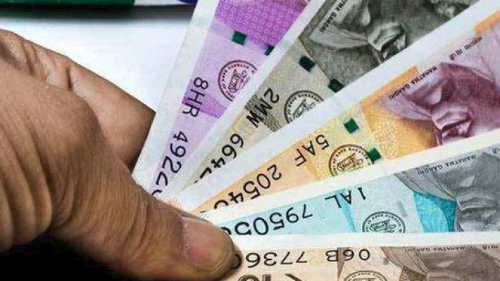 Rupee crashes to over 8-mth low of 71.81 against USD