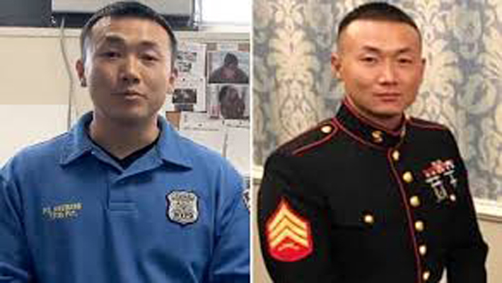New York City police officer charged with espionage on Tibetans, acting as illegal agent of China