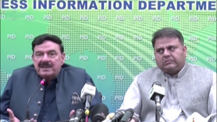 Pak minister claims threatening email was sent to New Zealand cricket team from India