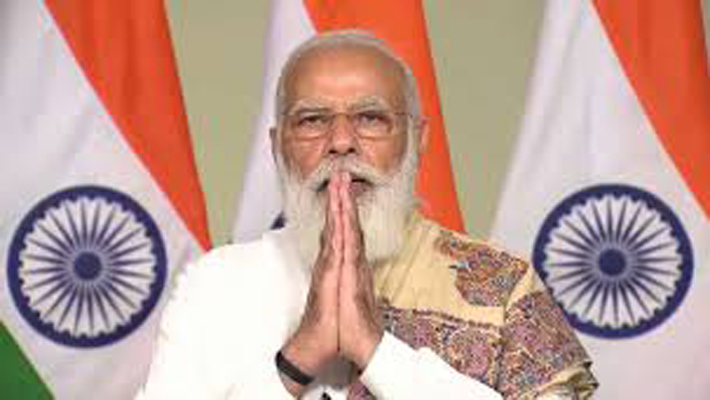 PM lays foundation stone of rural drinking water projects in UP