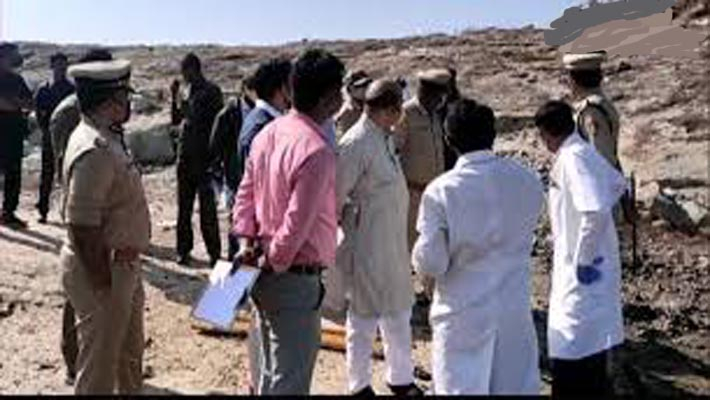 Six killed while disposing of explosives meant for quarrying in K'taka; CM orders inquiry