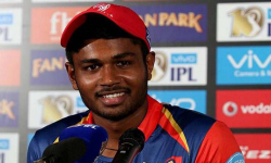 Gowtham knock was a life-time experience: Sanju Samson