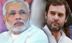 Country may burn, but Modi interested only in becoming PM again: Rahul