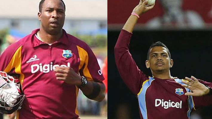 Sunil Narine and Kieron Pollard recalled for first T20 Internationals against India