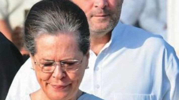 Sonia 'battle ready' with papers to aid oppn attack on Trump issue