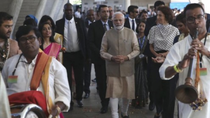 People gave resounding mandate for building new India: PM Modi