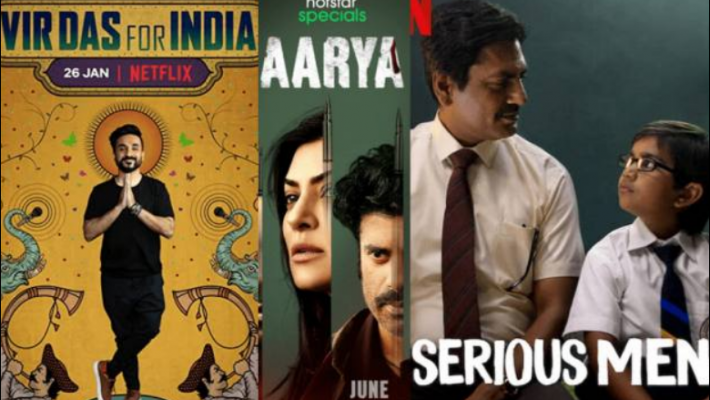 'Aarya', Nawazuddin Siddiqui and Vir Das' special nominated for Emmy