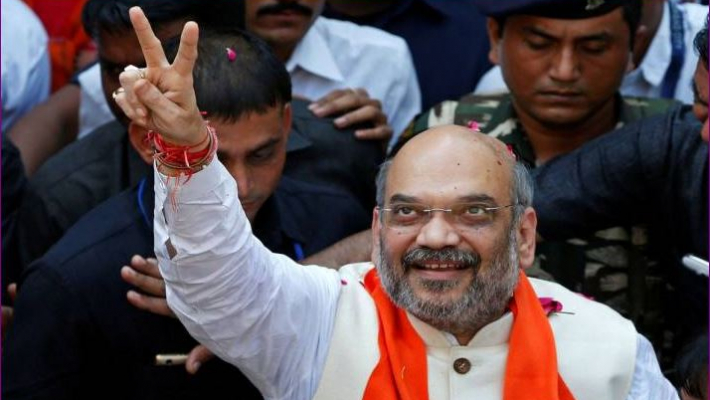 Shah sets target of 21 seats from northeast