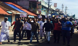 BJP alleges 'IS links' to hoax hartal