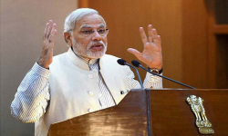 Govt acts against rape, but make sons more responsible: Modi at rally