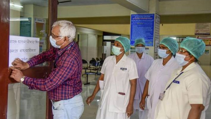 Amid virus outbreak, Pune private hospitals see nurses quitting