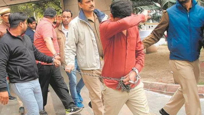 4 'journalists' arrested for 'motivated' content in Noida