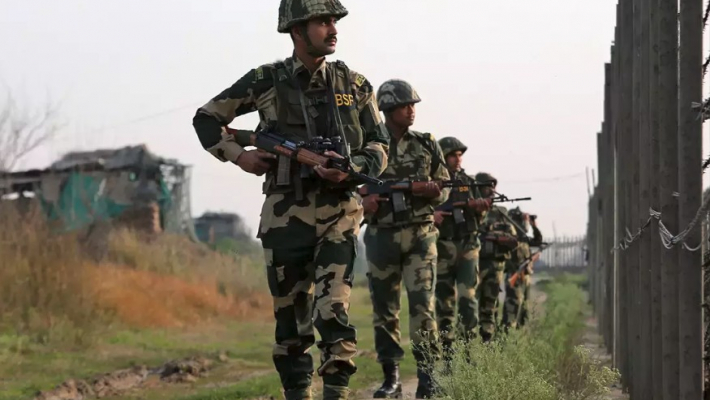 Security forces on high alert along LoC, IB in J-K due to cross-border terror threat