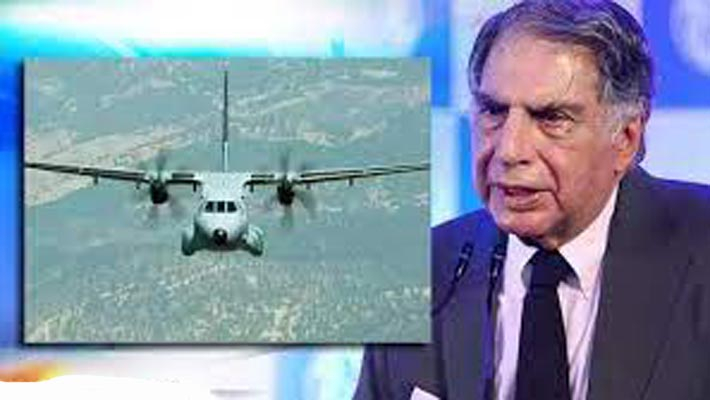 C-295 aircraft project great step in opening up aviation, avionics sector: Ratan Tata