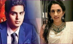 Mukesh Ambani's son to wed Shloka Mehta